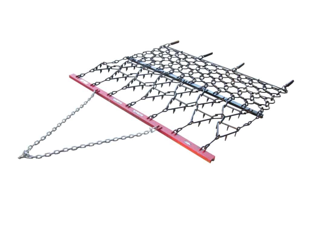 REDBACK Heavy Duty Triangle & Chain Harrows